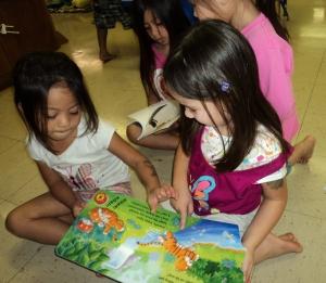 Scholastic Book Fair 2011